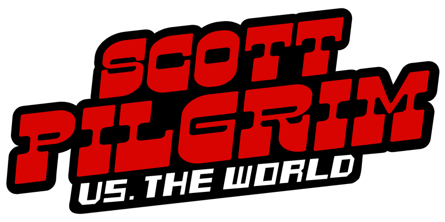 scott pilgrim vs the world logo