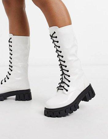 Women's Boots   Heeled & Flat Boots   ASOS