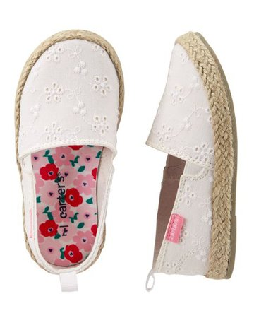 Carter's Espadrille Shoes | Carters.com