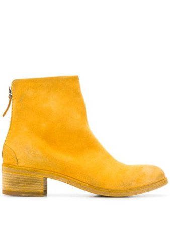 Marsèll Ankle Boots MW25205186 Yellow | Farfetch