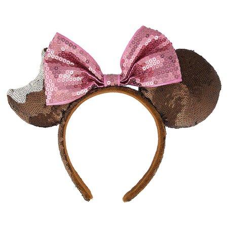 Minnie Mouse Ear Headband - Ice Cream Bar   shopDisney