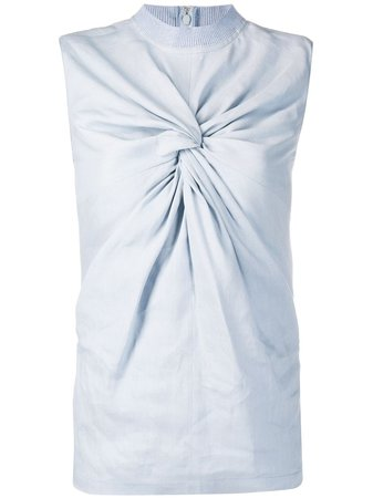 Off-White Sleeveless Blouse - Farfetch