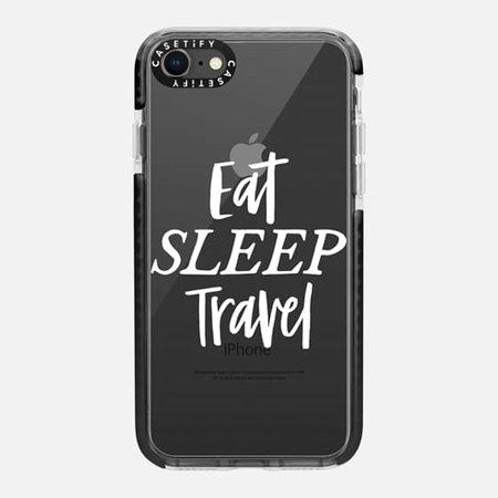 Eat Sleep Travel - Casetify