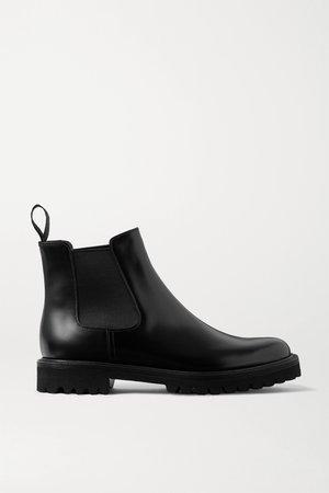 Black Nirah leather Chelsea boots | Church's | NET-A-PORTER