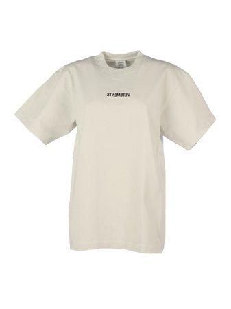 VETEMENTS Inverted Logo T-shirt