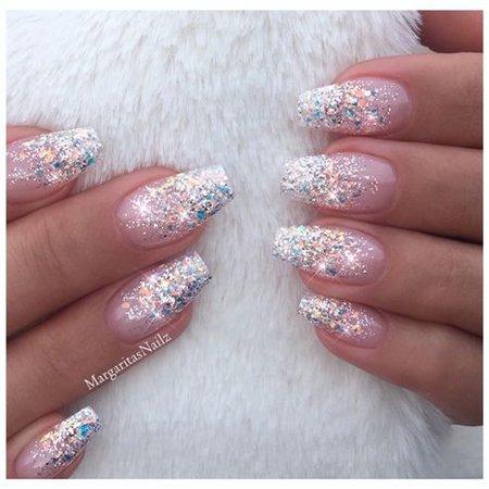 nails sparkle - Google Search