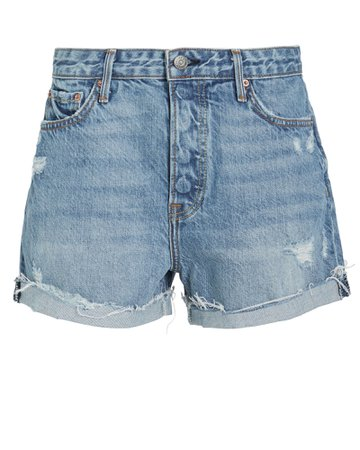 Kerry Denim Shorts