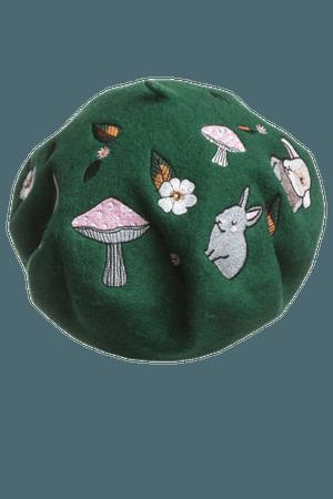 green beret png filler
