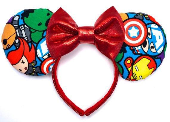 Marvel Mickey Ears