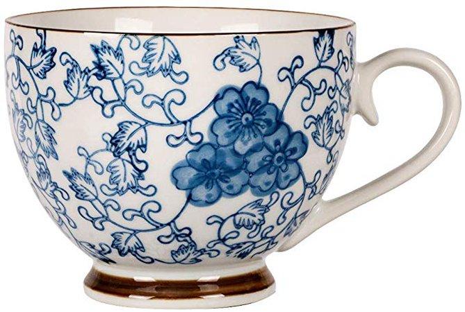 Asmwo Large Ceramic Soup Bowls Mug 16oz Coffee Mugs for Women: Amazon.ca: Home & Kitchen