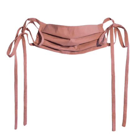Protective Face Mask Begonia