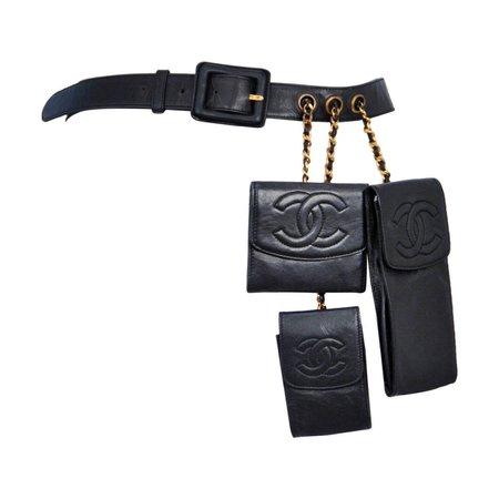 Chanel Belt/Bag