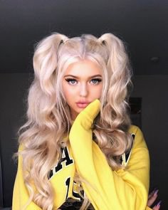 twin pigtails hairstyle
