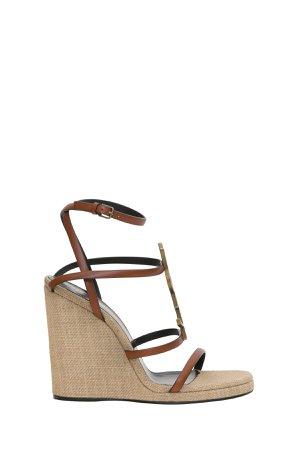 Saint Laurent Cassandra 105 Sandals