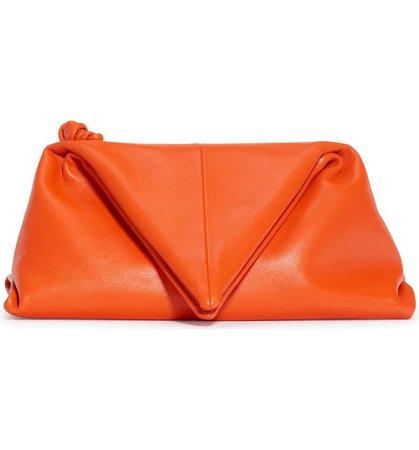 Bottega Veneta Leather Envelope Clutch | Nordstrom