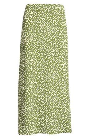 Reformation Bea Midi Skirt (Regular & Plus Size)   Nordstrom