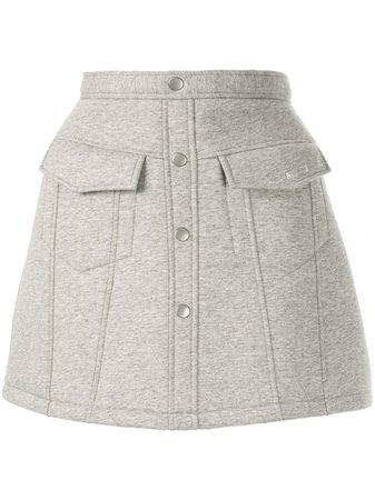 Aje mini A-line skirt - farfetch