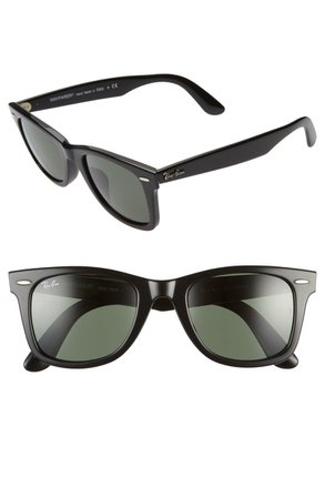 Ray-Ban 52mm Square Sunglasses | Nordstrom
