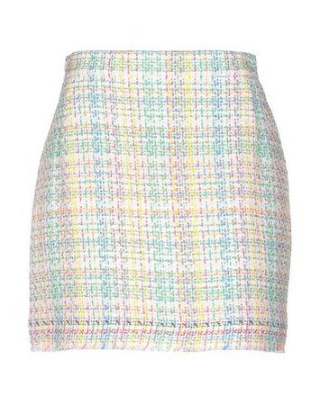 Thom Browne Knee Length Skirt - Women Thom Browne Knee Length Skirts online on YOOX United States - 35392204QO