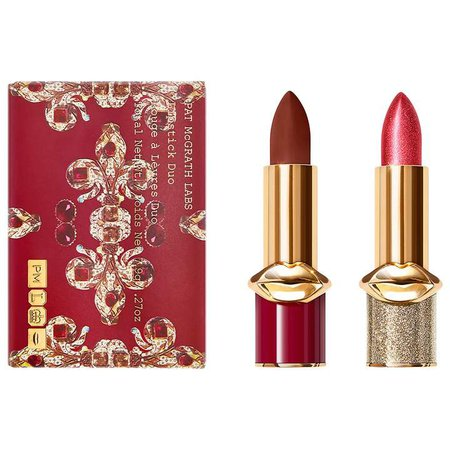 Pat Mcgrath Labs PAT McGRATH LABS - BlitzTrance Divine Lipstick Duo