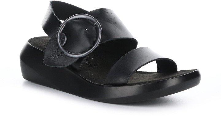 Bani Wedge Ankle Strap Sandal