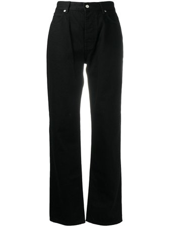 Victoria Victoria Beckham Arizona straight-leg Jeans - Farfetch