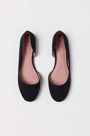 Flats - Black