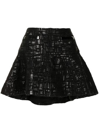 Chanel Pre-Owned A-line Mini Skirt - Farfetch