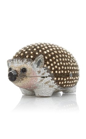 Hedge Hog Crystal Novelty Clutch By Judith Leiber Couture | Moda Operandi