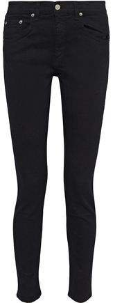 The Skinny Low-rise Skinny Jeans