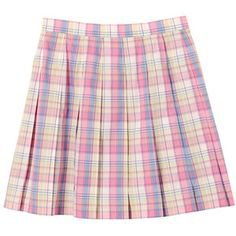 HELLO MY GIRL PLEATS MINI SKIRT by Candy Stripper Japan