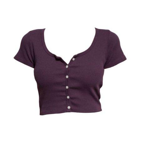 purple shirt top png