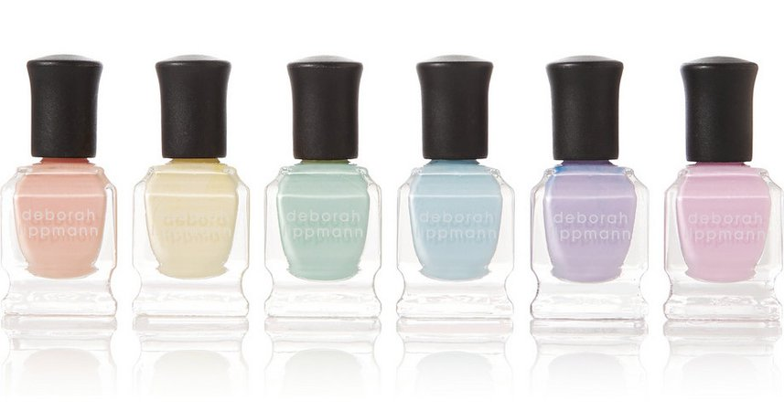 Pretty Pastels | Deborah Lippmann Sweets for My Sweet | Nail Polish Set - Fashion Chalet by Erika Marie