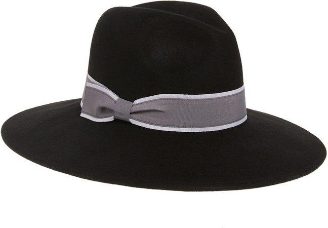 Wool Felt Panama Hat