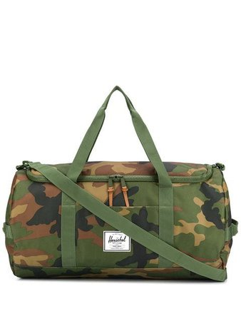 Herschel Supply Co. Camo Tote Bag