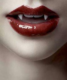 small vampire fangs