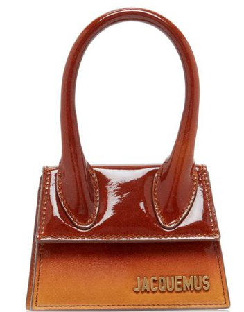 brown chicito jacquemus bag