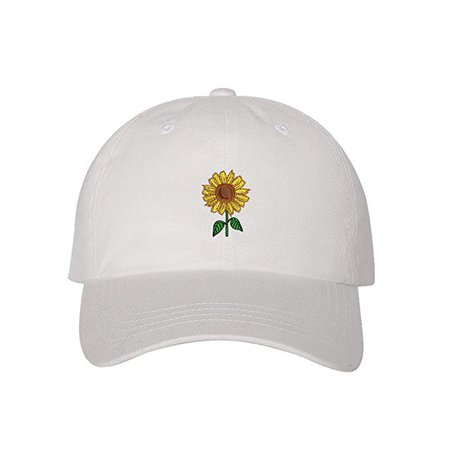Amazon.com: Prfcto Lifestyle Sunflower Dad Hat: Clothing