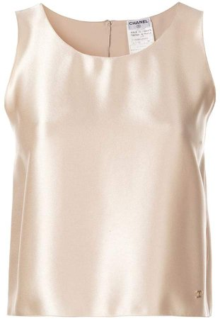 PRE-OWNED camisole top