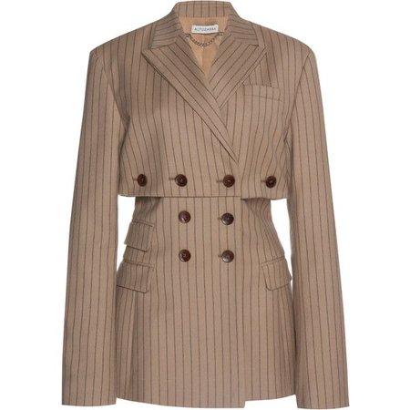 Millett Pinstripe Jacket | Moda Operandi ($1,030)