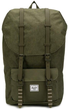 Little America canvas backpack