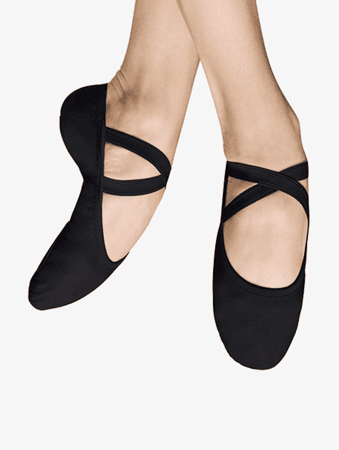 """Bloch S0284L """"Performa"""" Stretch Canvas Ballet Shoes - Adult"""