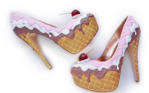 Ice Cream Shoes To Celebrate National Ice Cream Day – Footwear News