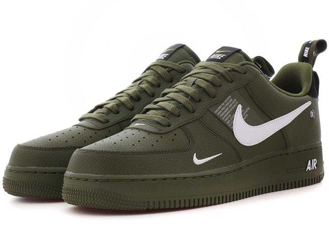 Nike Air Force olive 1 (4.977₽)