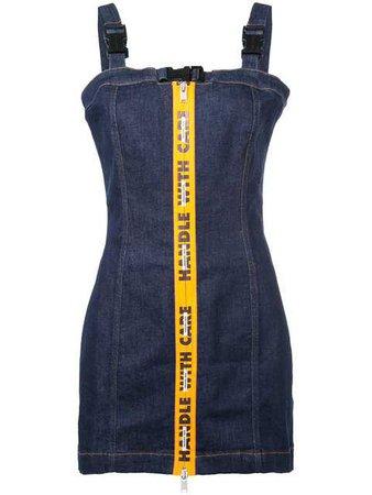 Heron Preston Vestido Jeans - Farfetch