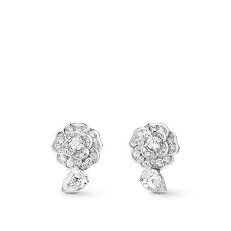 Camélia Précieux earrings