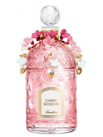 Cherry Blossom 2020 Millésime Guerlain perfume - a new fragrance for women 2020