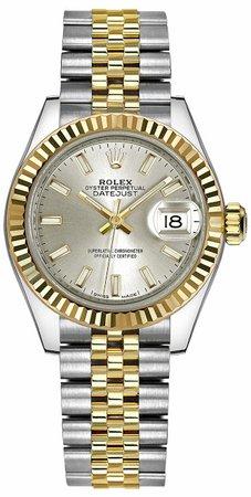 Rolex Ladies Date-Just Watch