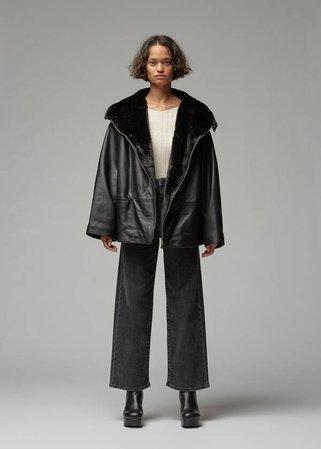 Annecy Leather Jacket - totokaelo
