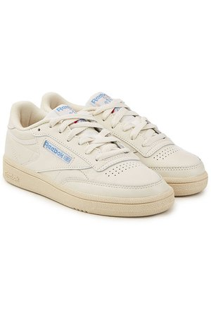 Reebok - Club C 85 Leather Sneakers - beige